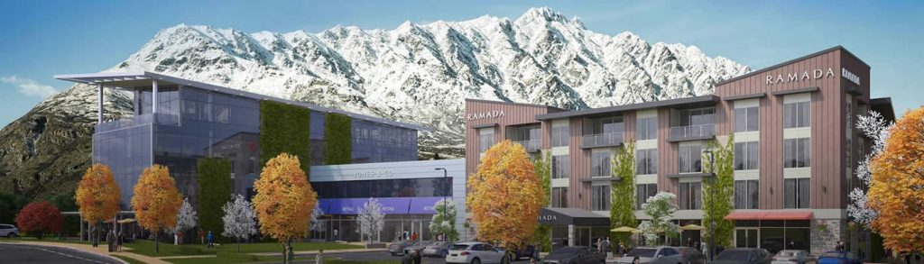 Ramada Hotel & Suites, Queenstown Remarkables Park, New Zealand