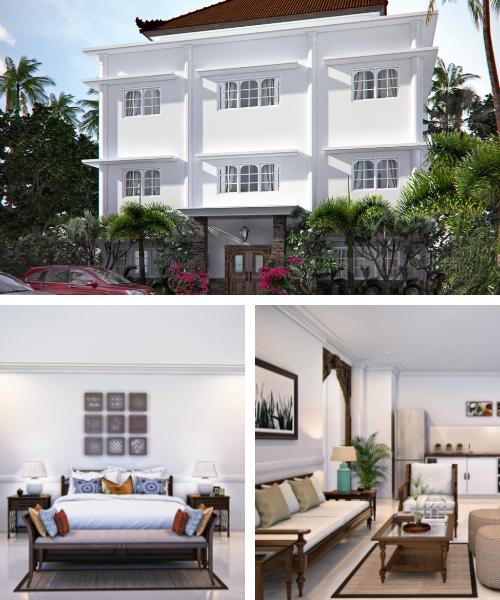 Cavendish Apartments, Bali