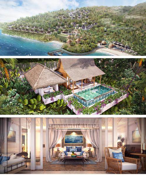 Nusa Penida Beach Resort Bali