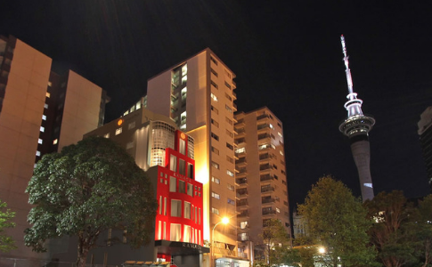 Ramada Suites, Auckland Federal Street, New Zealand