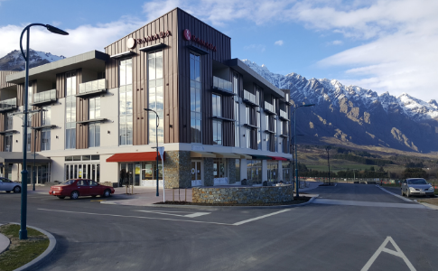 Ramada Hotel & Suites, Queenstown, New Zealand